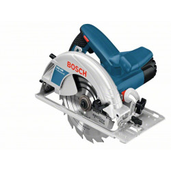 BSC CIRCULAR SAW GKS190 70mm Depth of cut/Speed 5,500 r/min / TCT Blade 24T / Bore 30mm / Parallel Guide