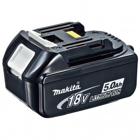 5.0 Ah 18V Lithium Ion Battery / 40% Lighter with 430% life time work volume compared to NiCd battery.   FITS ALL 18V LI-ION MO