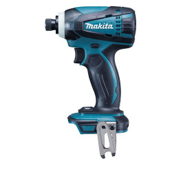 Li-ion  IMPACT DRIVER / 160 N.m  6.35mm hex driving shank / var. speed 0 - 2,300 r/min / reverse / built-in job light / Tool on