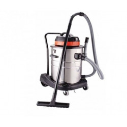 POWA-VAC VACUUM CLEANER 70L WET&DRY POLY