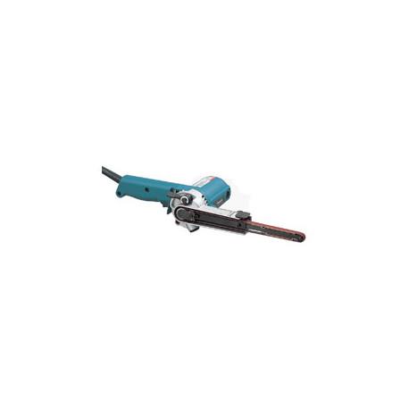 BELT SANDERS Standard 9mm x 533mm belt / var. speed / 300 - 1,700 m/min / 500W (Sanding arm, 6 & 13mm optional)