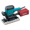 Orbital Sander / ½ sheet / 6,000 orbits/min / with dust bag / 600W