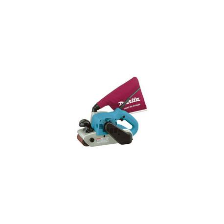 BELT SANDERS 100mm x 610mm belt / 500 m/min / 1,200W    (With dust bag)