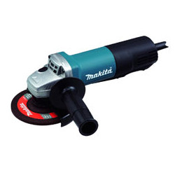 ANGLE GRINDER 125mm disc / 11,000 r/min / 840W    (Paddle Switch)