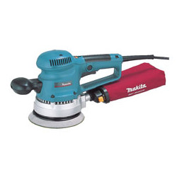 Random Orbit Sander / 150mm diameter / var. speed / Velcro / 4,000 - 10,000 orbits/min / with dust bag / 310W