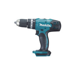 Li-ion IMPACT DRIVER-DRILL / 13mm chuck / 42Nm/27Nm / var.2-speed /      0 - 1,300 r/min/ reverse / built-in job light / Tool &
