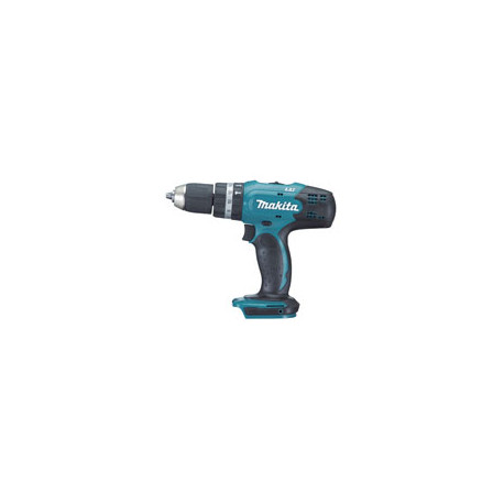 Li-ion IMPACT DRIVER-DRILL / 13mm chuck / 42Nm/27Nm / var.2-speed /      0 - 1,300 r/min/ reverse / built-in job light / Tool &