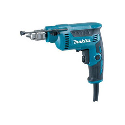 DRILL 6.5mm GEARED chuck / high speed /  4,200 r/min / 370W    Pistol Type   (Palm size)