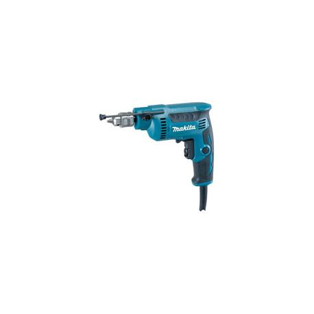 DRILL 6.5mm GEARED chuck / high speed /  4,200 r/min / 370W    Pistol Type   (Palm size)