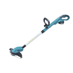 Cordless Li-Ion String Trimmer / Cutting width 260mm / 7,800r/min / Light duty / Adjustable loop handle / 5 position pivot head