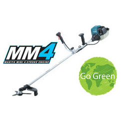 Brush Cutter 43.0ml / 1.5KW / 2.0PS / 92.4dB(A) / 4 stroke