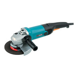 ANGLE GRINDER 180mm / electronic limiter / soft start / extra compact  / 8,400 r/min / 1,800W