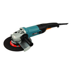 ANGLE GRINDER 230mm / electronic limiter / soft start / extra compact  / 6,000 r/min / 1,800W