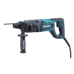 ROTARY HAMMER 24mm SDS-Plus / var. speed / 0 - 1,100 r/min / reverse / 780W / D-HANDLE   (With torque limiter)  3 operation mod
