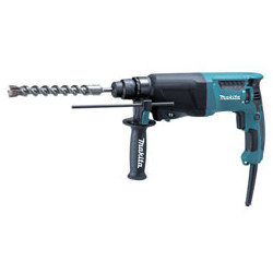 ROTARY HAMMER 26mm SDS-Plus / var. speed / 0 - 1,200 r/min / reverse/ 800W   (With torque limiter)  2 operation modes  Pistol T