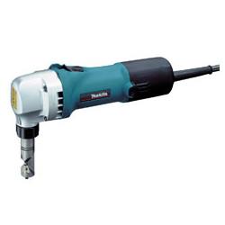 Nibbler / 1,6mm mild steel / 1,2mm stainless steel / 2,200 strokes/min / 550W  (Adj. Head)