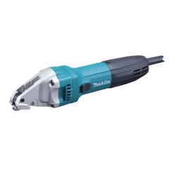 Straight Shear / 1,6mm mild steel / 1,2mm stainless steel / 4,500 strokes/min / minimum cutting radius 250mm / 380W