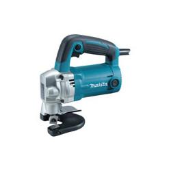 Metal Shear / 3,2mm mild steel / 2,5mm stainless steel / 1,600 strokes/min / minimum cutting radius 50mm / 710W
