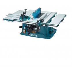 255mm Table Saw / 4,300 r/min / 1,500W (With TCT wood cutting blade)