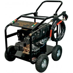 PRESSURE WASHERS Petrol Engine Driven HP Washers Pressure : 248 Bar 3600 PSI - Water Flow 18.2 l/min