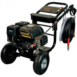 PRESSURE WASHERS Petrol Engine Driven HP Washers Pressure : 220 Bar 3200 PSI - Water Flow 15.0 l/min