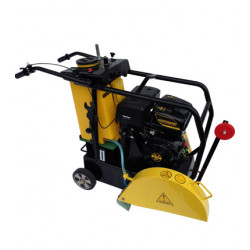 CONCRETE CUTTER/SAW – WITH WATER TANK Concrete Cutter with HX14.0 Petrol Engine (Excluding Saw Blade) Recoil Start