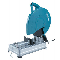 CUT-OFF SAW 355mm disc / steel cutting / with abrasive wheel / 3,800 r/min / 2,000W Use correctly rated cut-off wheels - Makita