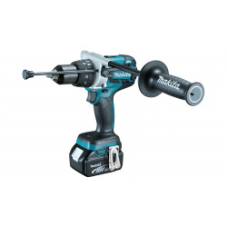 Li-ion  IMPACT DRIVER-DRILL / 13mm chuck /  Max. Fastening Torque Hard: 115Nm, Soft: 60Nm / BRUSHLESS MOTOR