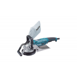 Concrete Planer, Most suitable for planing concrete, capable of planing flush to corners / Wheel diameter 125mm / 10,000r/min /