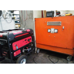 SERVICE AND REPAIR OF GENERATORS