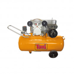 100 Litre Belt Driven Compressor