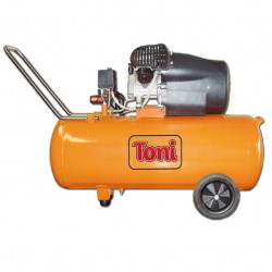 100L Air Compressor  2Hd  Direct Drive