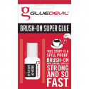 SUPER GLUE BRUSH-ON G/D 8G