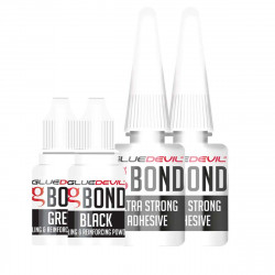 GBOND KIT S/GLUE+F/POWDER G/D