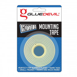 TAPE D/SIDED G/D 3X24MMX1MM