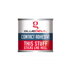 CONTACT ADHESIVE 1LT TIN