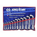 SOCKET ANGLE WRENCH SET 8-24MM