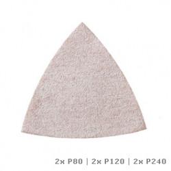 NLA MM70P DR SAND PAPER PAINTP80/120/240
