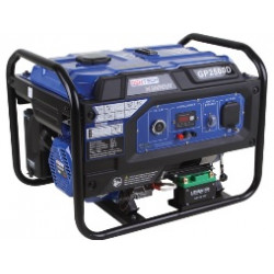 Gentech Power 2.2Kw Electric Start Gasoline 4 Stroke Air Cooled Generator