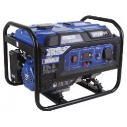 Gentech Power 2.2Kw Gasoline Recoil Start 4 Stroke Air Cooled Generator