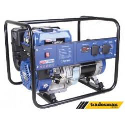 Gentech Power 5.5kVA Recoil Start Contractor Design 4 Stroke Air Cooled Generator