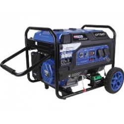 Gentech Power 6.5Kw Electric Start Gasoline 4 Stroke Air Cooled Generator