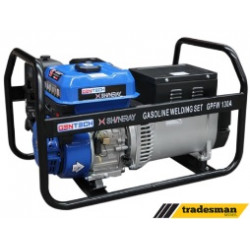Gentech Power 2.5kVA Petrol Welder Generator 130 Amp